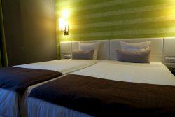 Doppelzimmer im Kedi Hotel Papenbur