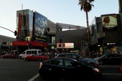 Hollywood ist auch ein touristischer Magnet