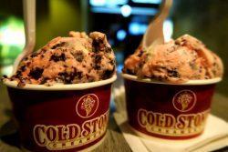 In der Coldstone Creamery warten leckere Eiskreationen