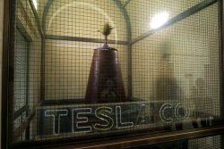 Die Teslaspule im Griffith Observatory