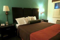 Doppelzimmer im Saharan Motor Hotel in Hollywood