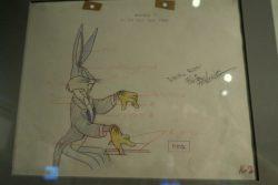 Ein Star aus Kindertagen Bugs Bunny ist ebenfalls aus der Feder von Warner Bros