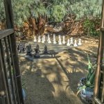 Gartenschach im El Morocco Inn Spa