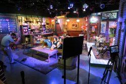 Das Filmset von Friends während der Warner Bros. Studios Tour