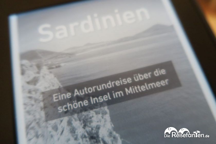 Das vierte eBook der Reisefanten auf dem Amazon Kindle Paperwhite