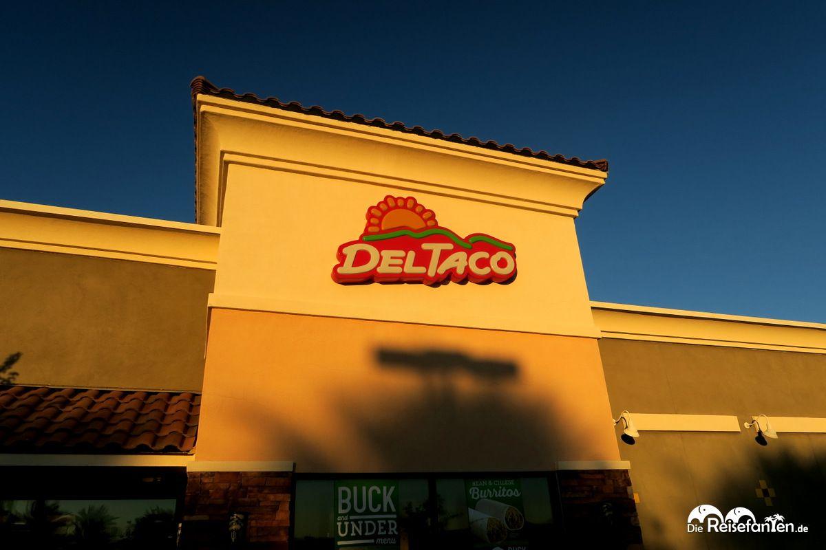 Del Taco ist in Kalifornien weit verbreitet