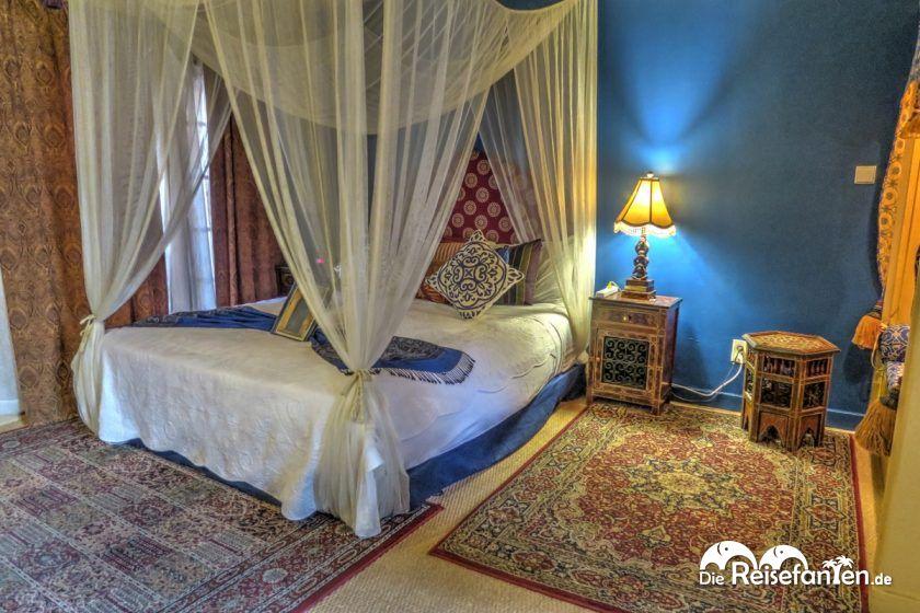 Doppelzimmer im El Morocco Inn Spa