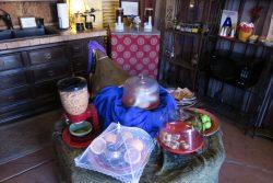 Frühstücksraum im El Morocco Inn Spa