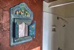 Schöne Details auch im Badezimmer im El Morocco Inn Spa