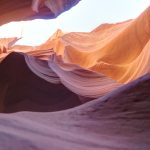Atemberaubende Farben im Lower Antelope Canyon