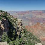 Der Colorado River im Grand Canyon Nationalpark ist hier nicht einmal zu sehen