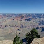 Die große Schlucht des Grand Canyon Nationalparks