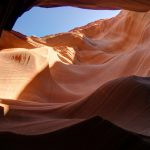 Im Lower Antelope Canyon gibt es viel zu sehen