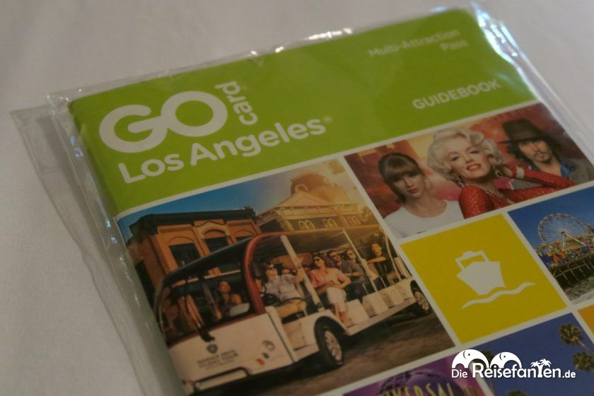 Multi Attraction Pass Los Angeles