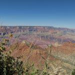 Schöne Aussicht im Grand Canyon Nationalpark