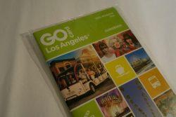 Das Guidebook der Go Los Angeles Card gibt einen detaillierten Überblick über die enthaltenen Attraktionen