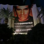 David Copperfield in Las Vegas