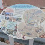 Infotafel am Hoover Dam