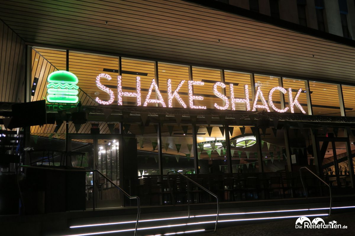 Shake Shack in Las Vegas