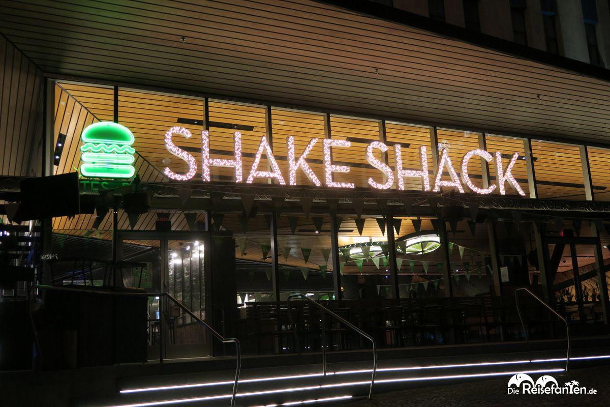 Shake Shack in Las Vegas