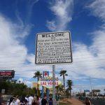 Ein paar einfache Regeln vorm Las Vegas Sign
