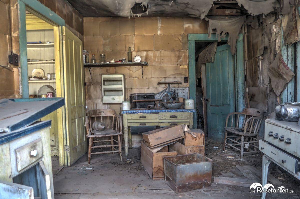 Alte kuche for Kuche verschonern fronten
