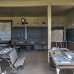 Die Schule in der Geisterstadt Bodie