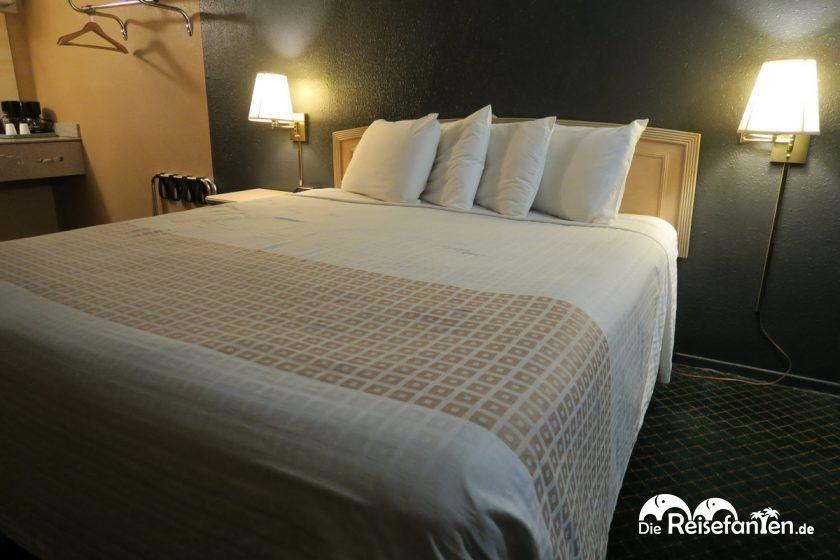 Doppelzimmer im Americas Best Value Inn in Bisho