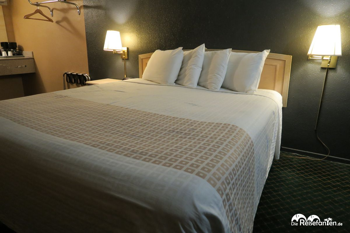 Doppelzimmer im Americas Best Value Inn in Bisho