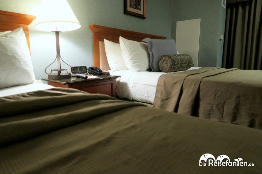 Doppelzimmer im Chukchansi Gold Resort & Casino