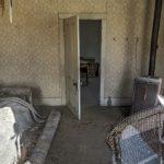 Ein Wohnhaus in der Geisterstadt Bodie