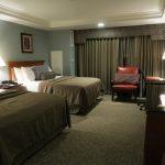 Geräumiges Doppelzimmer im Chukchansi Gold Resort & Casino