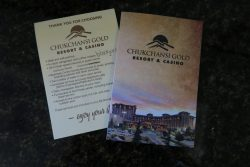 Details zum Chukchansi Gold Resort & Casino