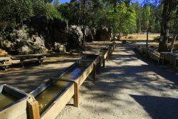 Goldschürfen im Columbia State Historic Park