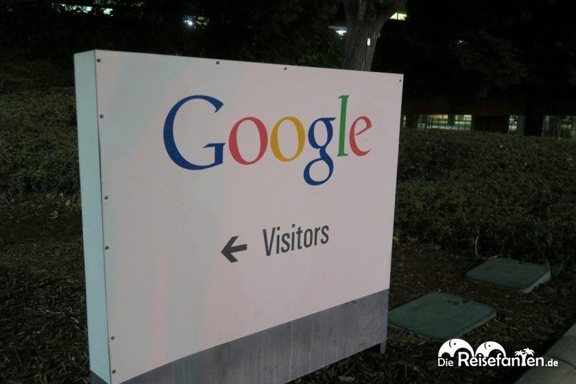 Zu Besuch auf dem Googleplex im Silicon Valley