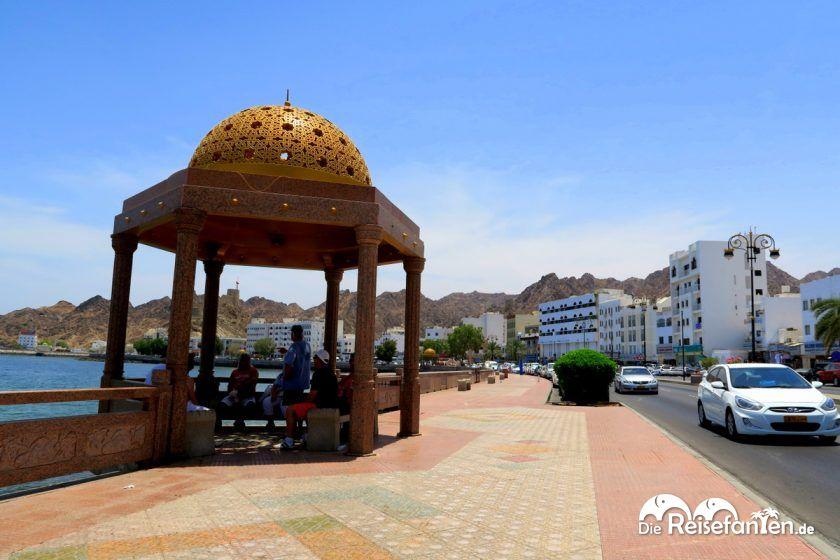 Corniche in Muscat