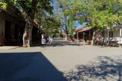 Die Main Street im Columbia State Historic Park