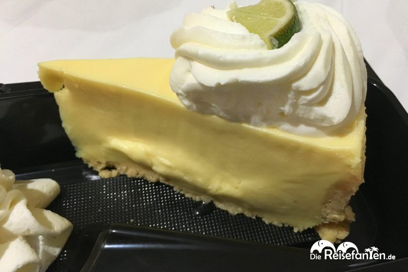 Key Lime Cheesecake aus der Cheesecake Factory