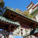 Eingangstor von Chinatown in San Francisco