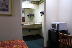 Geräumige Doppelzimmer im Marina Seven Motel in Venice