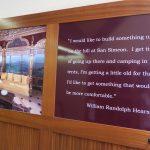 William Randolph Hearst hatte genug vom Zelten