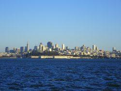 Blick auf die Skyline von San Francisco