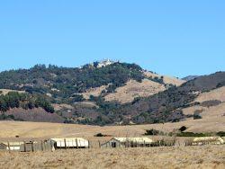 Das Hearst Castle bei San Simeon