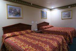 Doppelzimmer im Marina Seven Motel in Venice