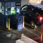 Parkplatz direkt am Santa Monica Pier