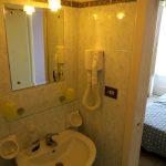 Badezimmer im Hotel Dania in Sorrento