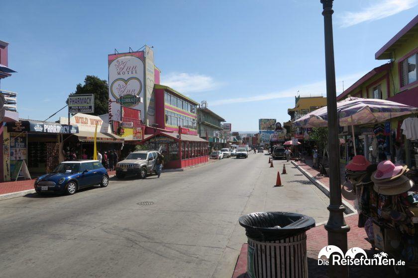 Stadtbild von Ensenada