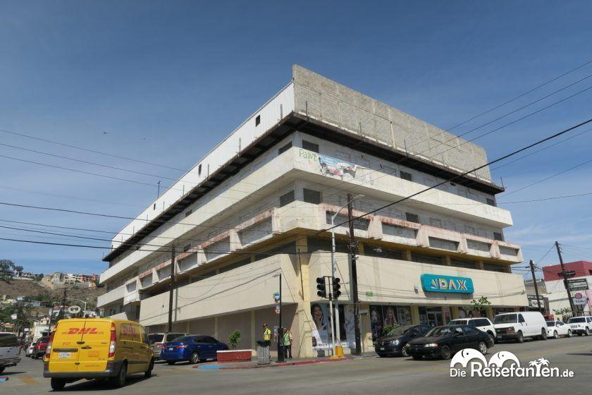 Gebäude in der Innenstadt von Ensenada