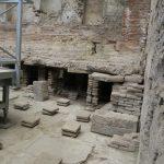 Die Römer verstanden sich auf den Bau von Fußbodenheizungen, so auch in Pompeji