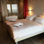 Doppelzimmeransicht im a ja Resort Grömitz